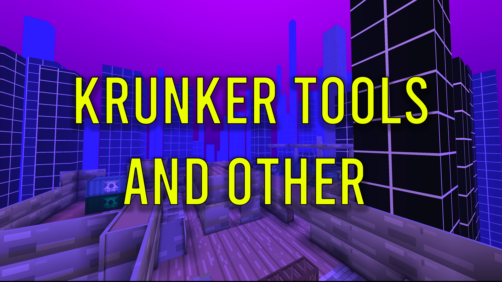 Krunker.io Tools & Other