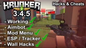 Krunker.io Hacks & Cheats 3.4.5