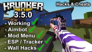 Krunker.io Hacks & Cheats 3.5.0