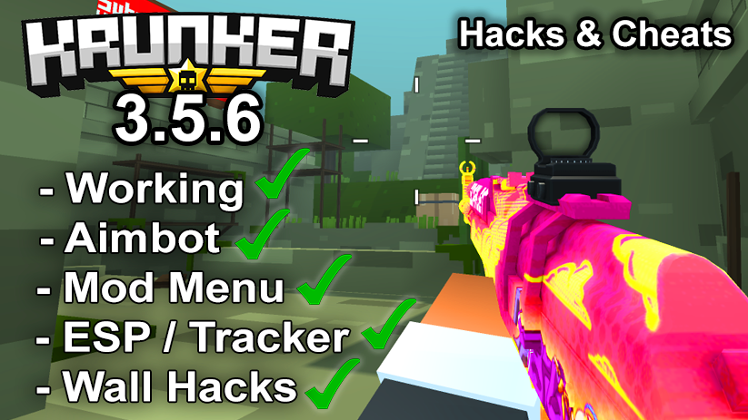 Krunker.io Hacks & Cheats 3.5.6