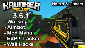 Krunker.io Hacks & Cheats 3.6.1