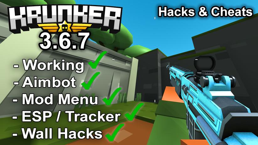 Krunker.io Hacks & Cheats 3.6.7