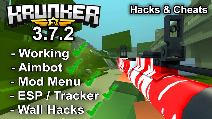Krunker.io Hacks & Cheats 3.7.2