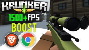 Krunker.io How to BOOST FPS