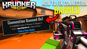 Krunker.io How to remove IP ban in Krunker.IO