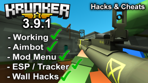 Krunker.io Hacks & Cheats 3.9.1