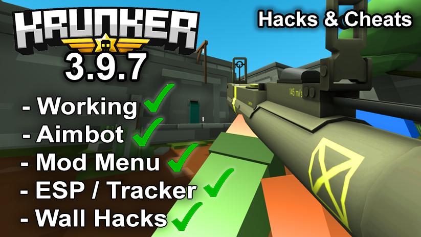 Krunker.io Hacks & Cheats 3.9.7
