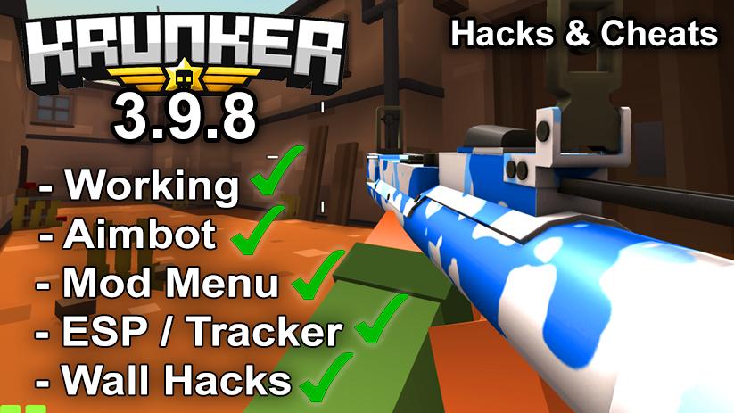 Krunker.io Hacks & Cheats 3.9.8