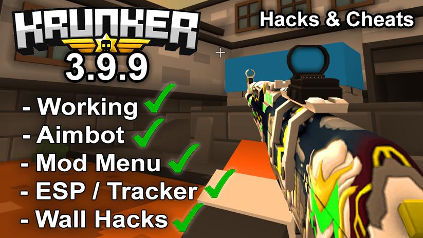 Krunker.io Hacks & Cheats 3.9.9