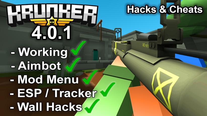 Krunker.io Hacks & Cheats 4.0.1