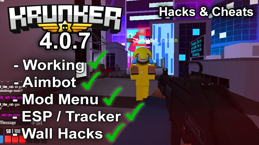Krunker.io Hacks & Cheats 4.0.7
