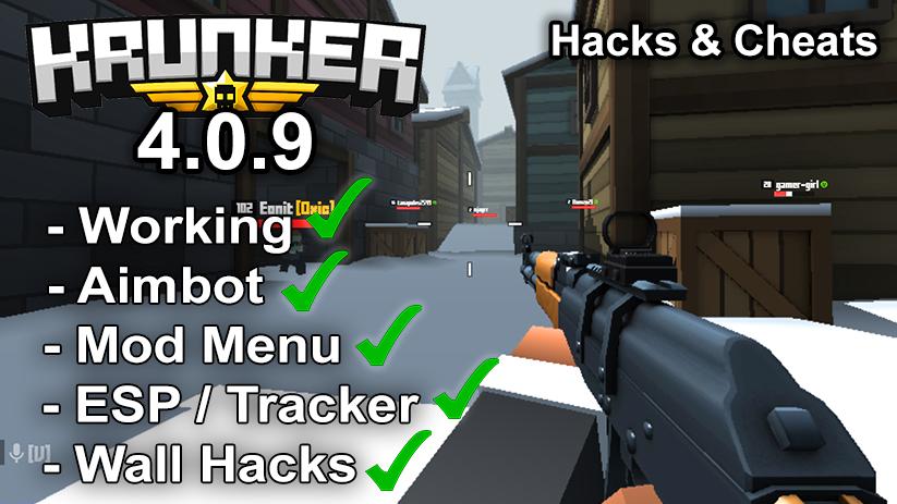 Krunker.io Hacks & Cheats 4.0.9