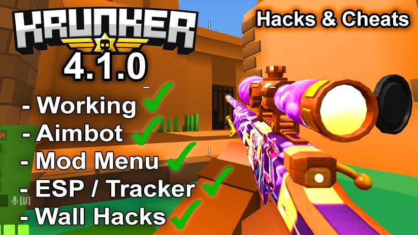Krunker.io Hacks & Cheats 4.1.0