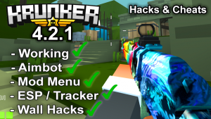 Krunker.io Hacks & Cheats 4.2.1
