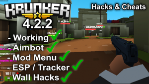 Krunker.io Hacks & Cheats 4.2.2