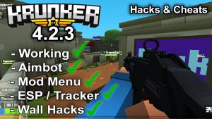 Krunker.io Hacks & Cheats 4.2.3
