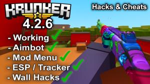 Krunker.io Hacks & Cheats 4.2.6
