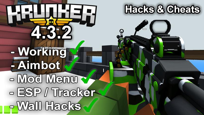 Krunker.io Hacks & Cheats 4.3.2