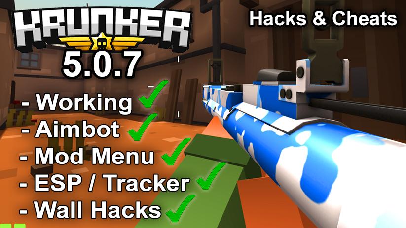 Krunker.io Hacks & Cheats 5.0.7