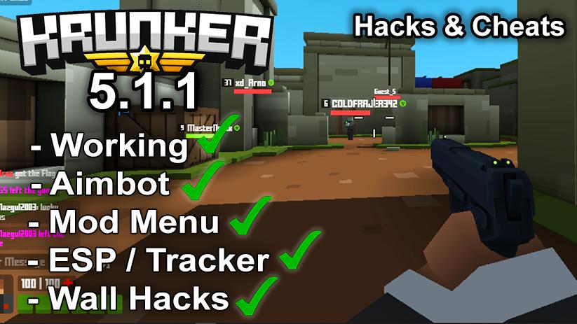 Krunker.io Hacks & Cheats 5.1.1